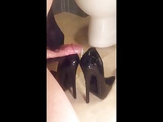 bondex sex - x spunk - high heels cum overspread