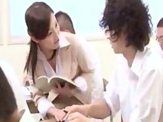 hawt japanese teacher