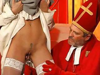 anal clergy act