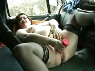 truckers chick masturbation by snahbrandy