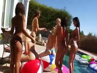 ideal group bottom sex outdoors