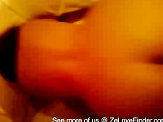 fucking my angels large arse from behind