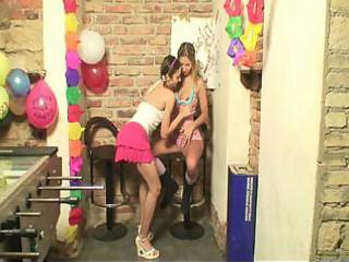 group sex after birthday party