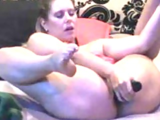 she is squirts on her own