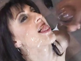 pale darksome haired angel acquires multiple
