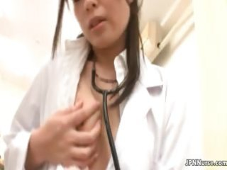 hot japanese nurse t live without to have her