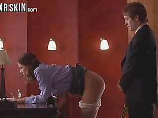 bare secretaries like to receive screwed at the