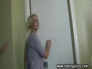 sexual college lesbian nubiles hazing