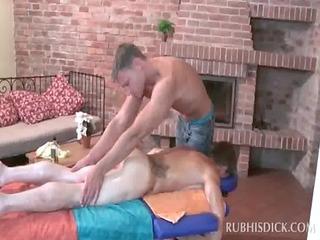 homo masseur acquires his pounder sucked