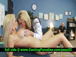 nikki nikki blond lesbos having sex