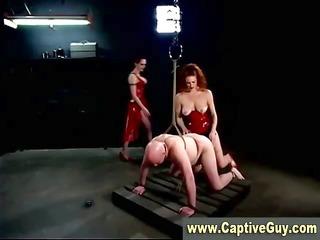 weird femdom mistresses fuck a-hole
