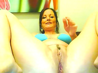 aged 42yo livecam masturbation 3