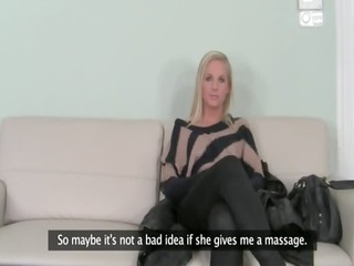 astonishing princess having sex on bedstead