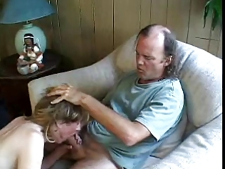 older blond receives anal