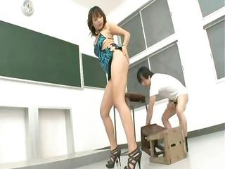 japanese tall woman miwako yamamoto 79