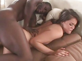 perhaps the most excellent interracial scene ever!