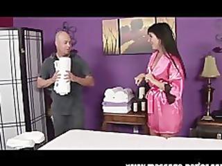 ashli orion massage with 96 and oral pleasure