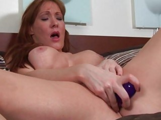 wicked golden-haired d like to fuck whore toys