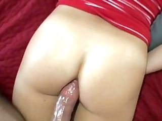 lustful dilettante hottie st time anal sex
