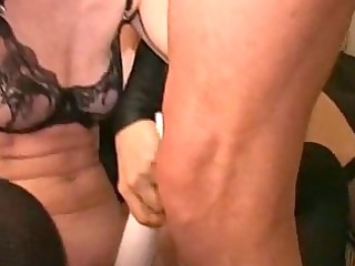 i pull monster jock out of cougar anns soaked
