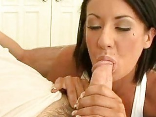 wang hungry isis monroe fills her smutty face