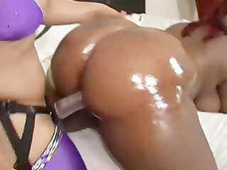 pinky presents mz butt - scene 1