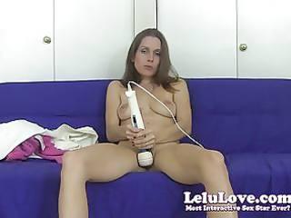 lelu love-cuckolding dreams fake penis