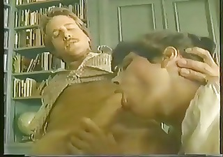 vintage : getting smutty in the library - bg638