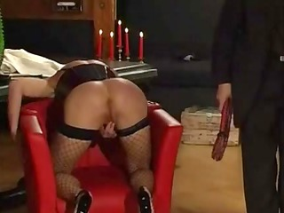 bound up whore acquires whipped and dominated by