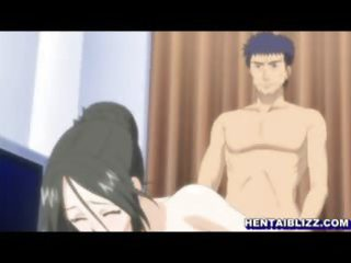 mamma anime with bigtits some drilled and filmed