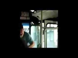 tales from da hood- 15 yr old oakland bus fight