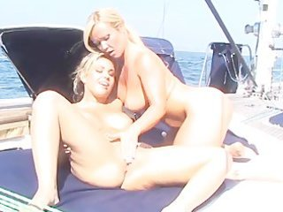 Lesbian Sex In Unusual Places - scene 1