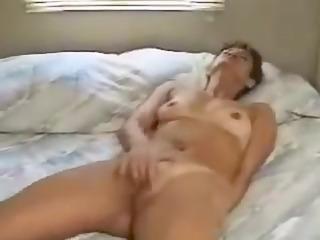 aged dilettante masturbation movie scene