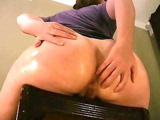 large wazoo dilettante anal fingering