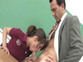great orall-service erotica with youthful student