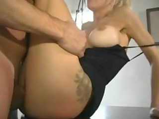 golden-haired mother id like to fuck anal