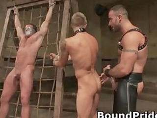extraordinary homosexual slavery groupsex part11