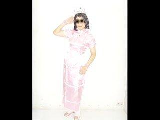 hong kong lesbo shelady shirley likes wearing