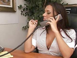 my hawt butt boss rachel called me into her office