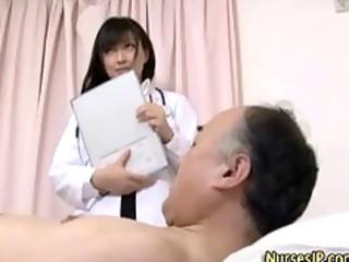 japanese babe nurse receives indecent