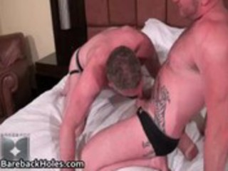 hardcore homosexual bareback fucking and pecker