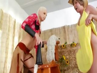 brutal bottom some with cowboy
