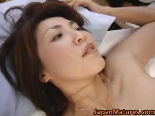 lustful japanese aged chicks engulfing part11