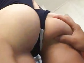 Piss  Shaved Japanese Teen