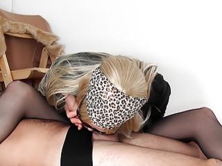 footjob and oral-stimulation