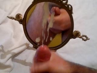 mirror cumshoot