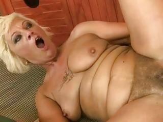 wicked granny enjoys wonderful fucking