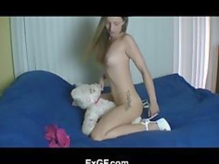 exgf mr teddy bear