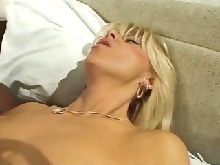sexy blond mother i &; bbc