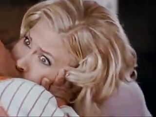 breasty blond brittany daniel kisses marlon wayans